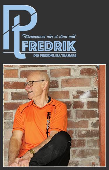 Referenskund Jurgen om PT Fredrik