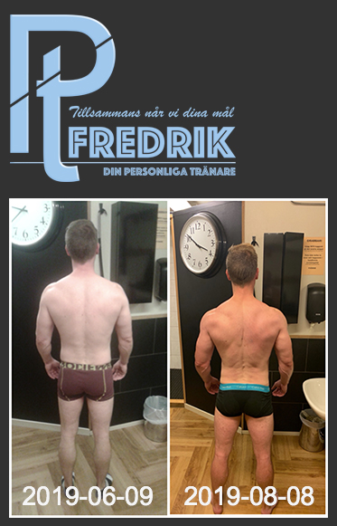 Referenskund Ronald PT Fredrik