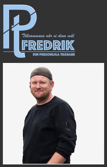 Ronnie om PT Fredriks kostschema